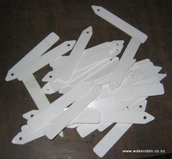 Picture of Plastic Labels